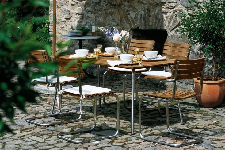 thonet gartenm bel all seasons outdoor gartentische st hle krejon design m nchen. Black Bedroom Furniture Sets. Home Design Ideas
