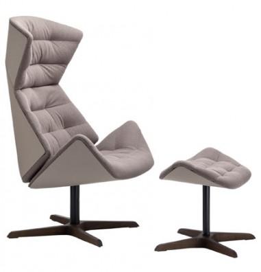 THONET 808 Lounge Sessel im Showroom München