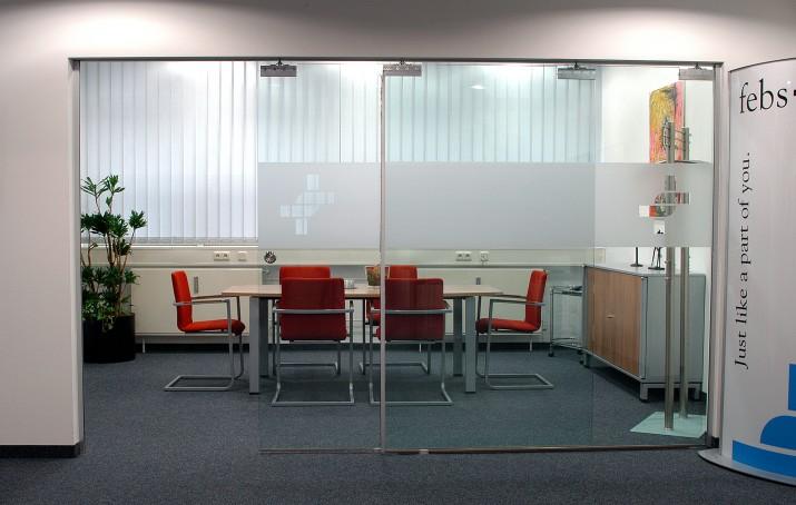 Krejon Design Innenarchitektur Referenzen Buro Verwaltung