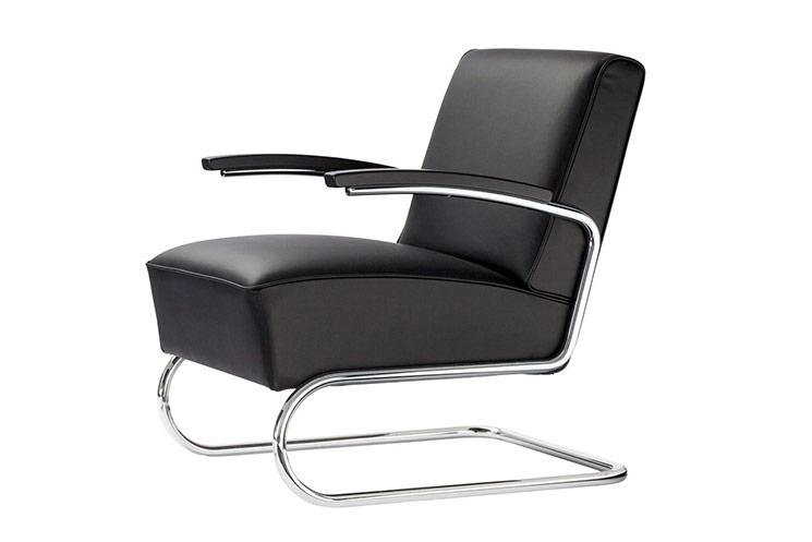 Thonet S 411 Sessel Mit Armlehne Sofort Lieferbar Krejon Design