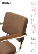 Bild des Covers von Thonet Pure Materials